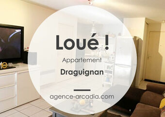 Location Appartement 2 pièces 43m² Draguignan (83300) - photo