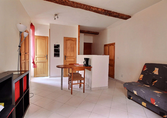 Vente Appartement 1 pièce 22m² Trans-en-Provence (83720) - photo