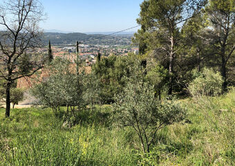 Vente Terrain 1 104m² Draguignan (83300) - photo