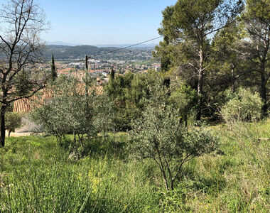Vente Terrain 1 104m² DRAGUIGNAN - photo