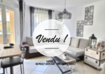 Vente Appartement 2 pièces 40m² DRAGUIGNAN - photo