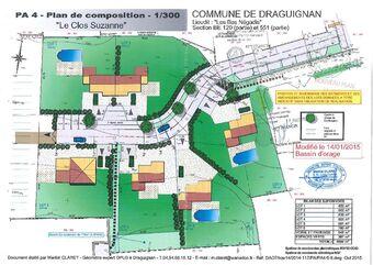 Vente Terrain 602m² Draguignan (83300) - photo