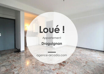 Location Appartement 2 pièces 41m² Draguignan (83300) - Photo 1