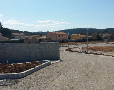 Vente Terrain 780m² Draguignan (83300) - photo