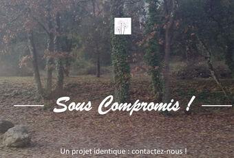 Vente Terrain 1 584m² Trans-en-Provence (83720) - Photo 1