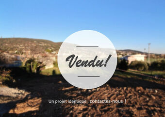 Vente Terrain 544m² Draguignan (83300) - photo