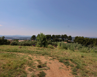 Vente Terrain 5 855m² Draguignan (83300) - photo