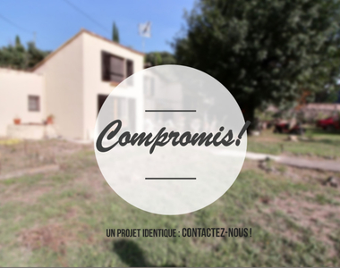 Vente Maison 3 pièces 63m² DRAGUIGNAN - photo