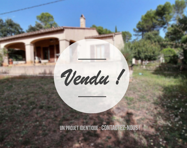 Vente Maison 4 pièces 95m² Draguignan (83300) - photo
