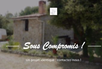 Vente Maison 2 pièces 56m² Les Arcs (83460) - photo