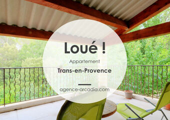 Location Appartement 3 pièces 76m² Trans-en-Provence (83720) - photo