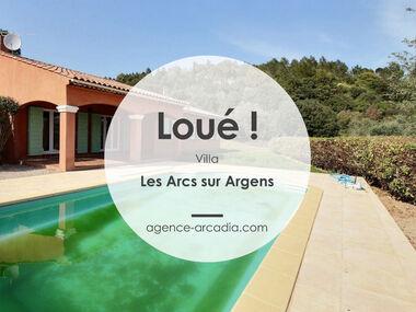 Location Maison 5 pièces 117m² Les Arcs (83460) - photo