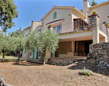 Vente Maison 6 pièces 215m² DRAGUIGNAN - photo