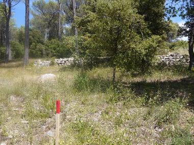 Vente Terrain 868m² Trans-en-Provence (83720) - photo