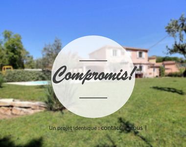 Vente Maison 6 pièces 126m² Draguignan (83300) - photo