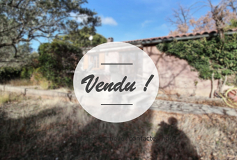 Vente Maison 3 pièces 75m² Trans-en-Provence (83720) - photo