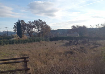 Vente Terrain 600m² Draguignan (83300) - photo