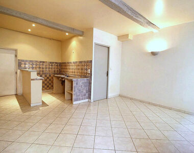 Location Appartement 1 pièce 26m² Trans-en-Provence (83720) - photo