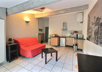 Vente Appartement 1 pièce 27m² Draguignan (83300) - photo