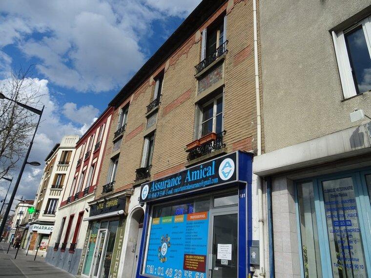 Vente Appartement 2 pièces 30m² Pierrefitte-sur-Seine (93380) - photo