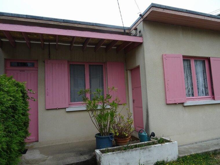 Vente Maison 4 pièces 70m² Pierrefitte-sur-Seine (93380) - photo