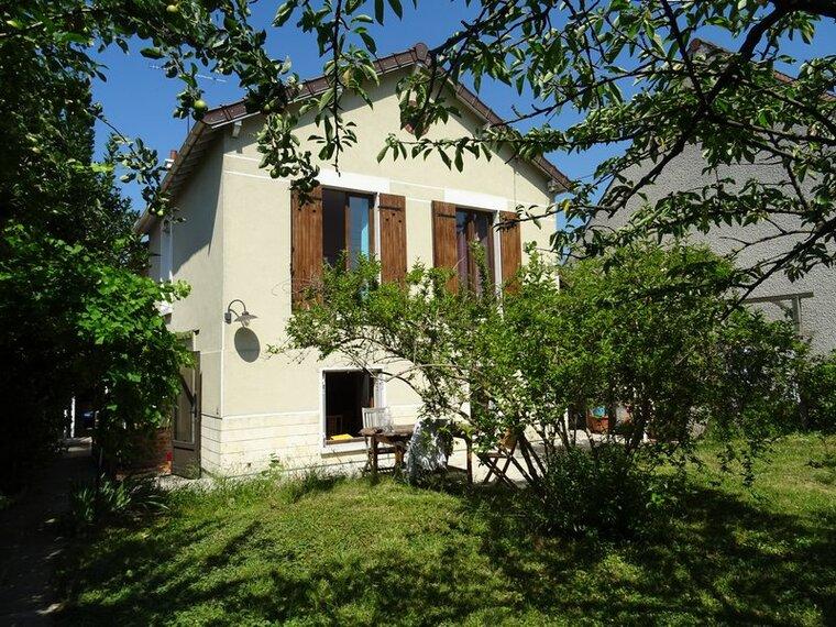 Vente Maison 6 pièces 115m² Pierrefitte-sur-Seine (93380) - photo