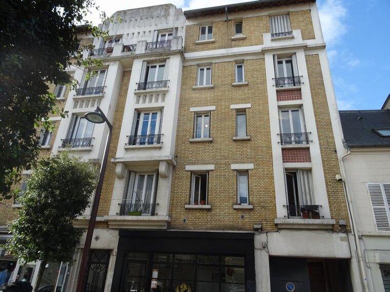 Vente Appartement 2 pièces 36m² Pierrefitte-sur-Seine (93380) - photo