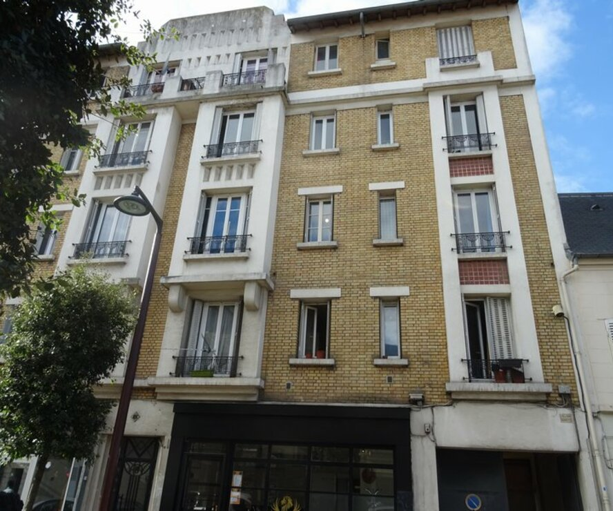 Vente Appartement 2 pièces 36m² Pierrefitte-sur-Seine (93380) - photo