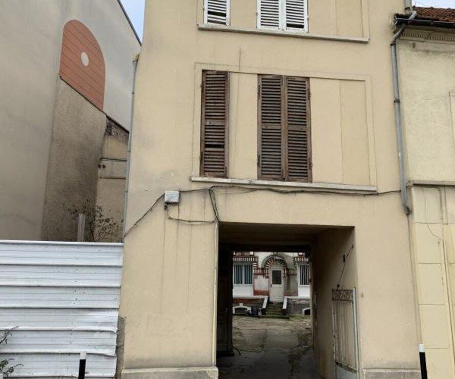 Vente Appartement 2 pièces 29m² pierrefitte sur seine - photo