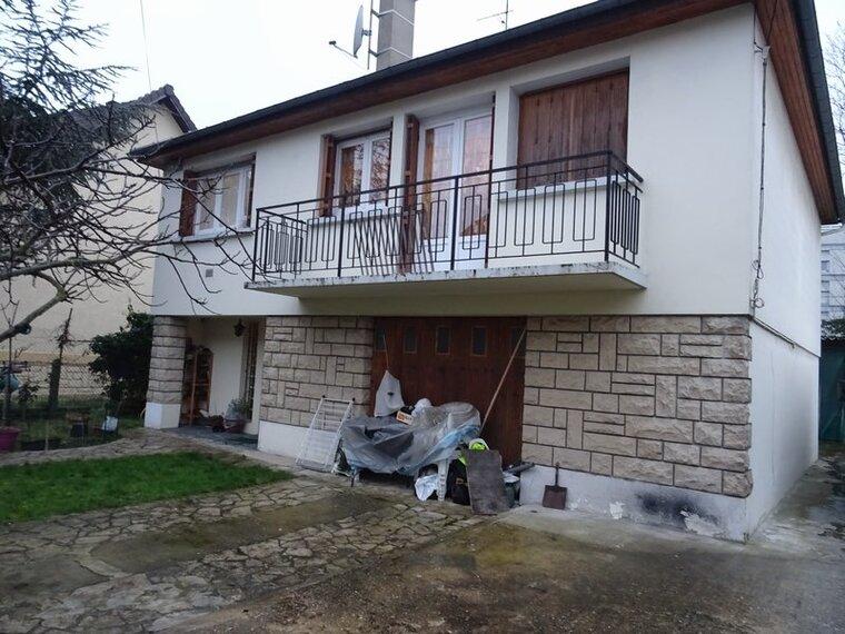 Vente Maison 6 pièces 140m² Pierrefitte-sur-Seine (93380) - photo