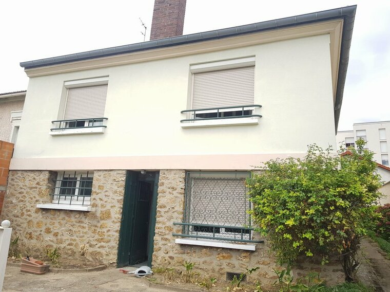 Vente Maison 4 pièces 80m² Pierrefitte-sur-Seine (93380) - photo