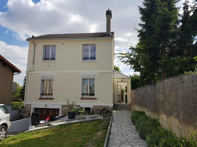 Vente Maison 6 pièces 106m² Pierrefitte-sur-Seine (93380) - photo