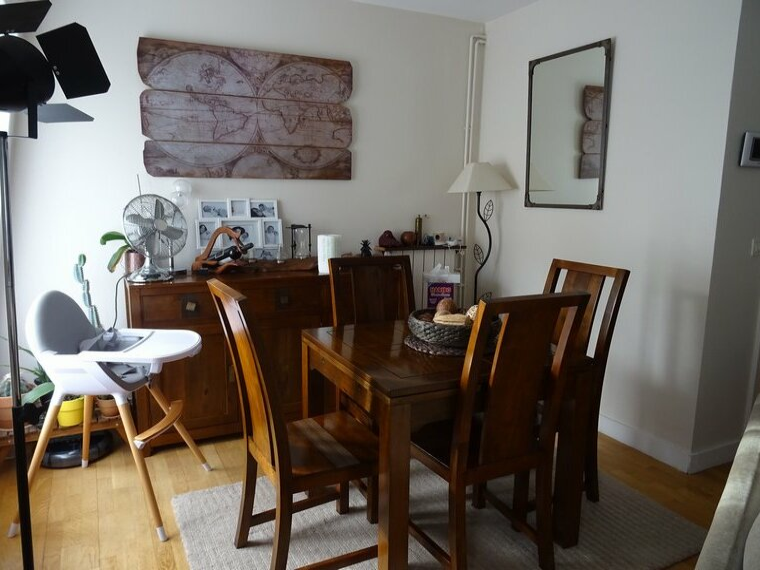 Vente Appartement 3 pièces 77m² Pierrefitte-sur-Seine (93380) - photo