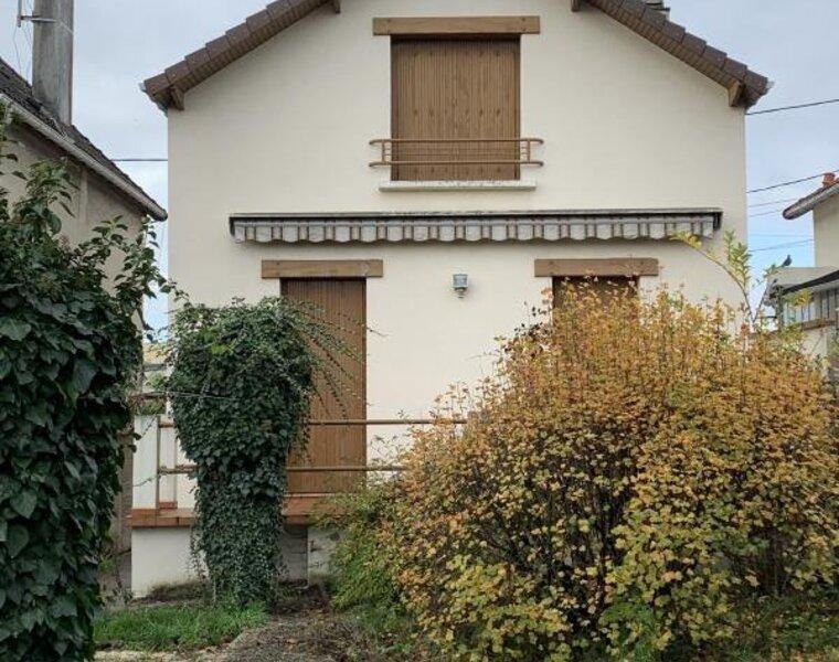 Vente Maison 5 pièces 80m² pierrefitte sur seine - photo