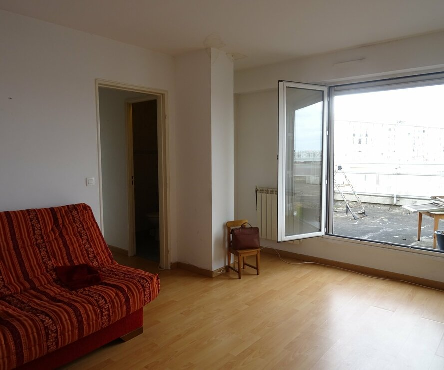 Vente Appartement 2 pièces 45m² pierrefitte sur seine - photo