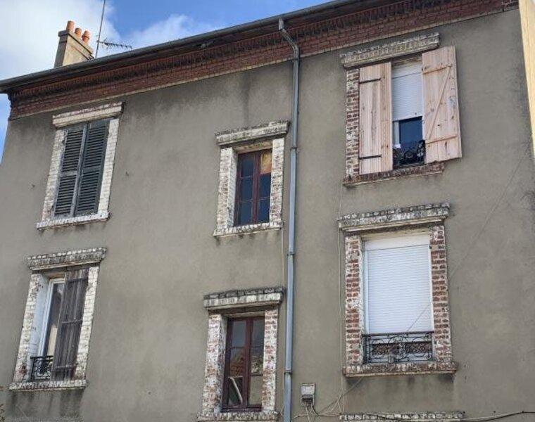 Vente Appartement 2 pièces 33m² pierrefitte sur seine - photo