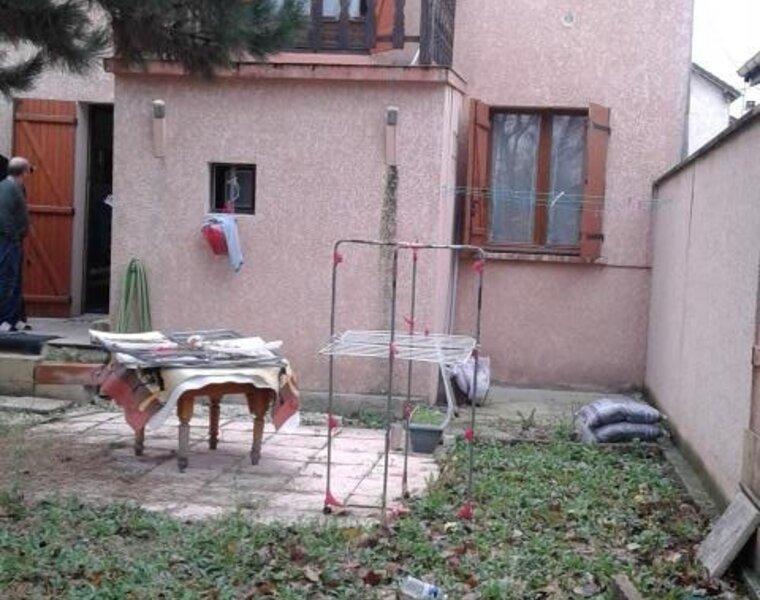 Vente Maison 5 pièces 90m² pierrefitte sur seine - photo