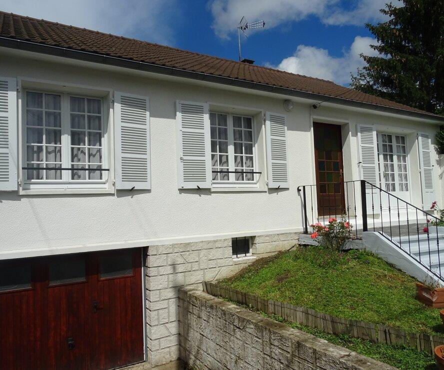 Vente Maison 5 pièces 96m² pierrefitte sur seine - photo