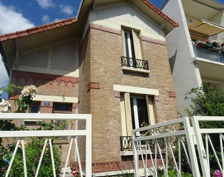 Vente Maison 3 pièces 55m² pierrefitte sur seine - photo