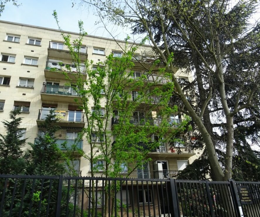Vente Appartement 3 pièces 55m² Pierrefitte-sur-Seine (93380) - photo
