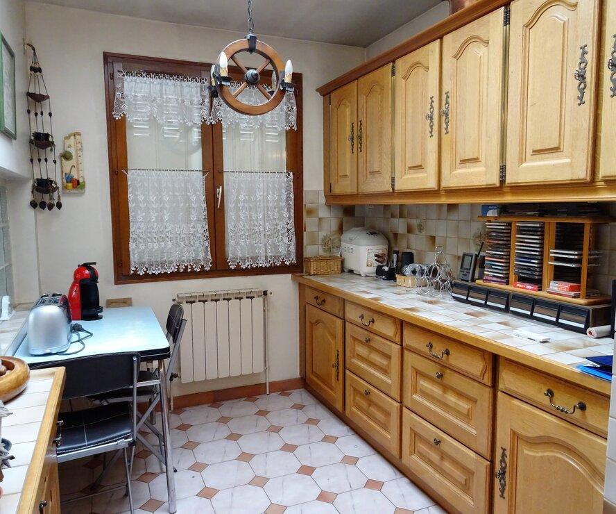Vente Maison 4 pièces 74m² pierrefitte sur seine - photo