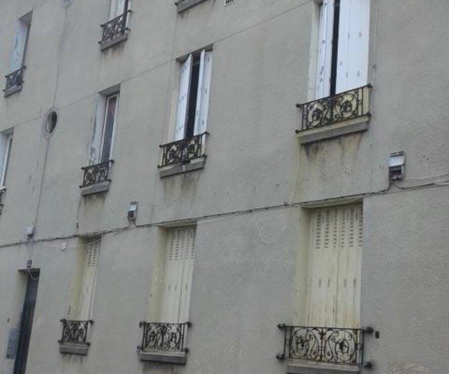Vente Appartement 2 pièces 30m² pierrefitte sur seine - photo