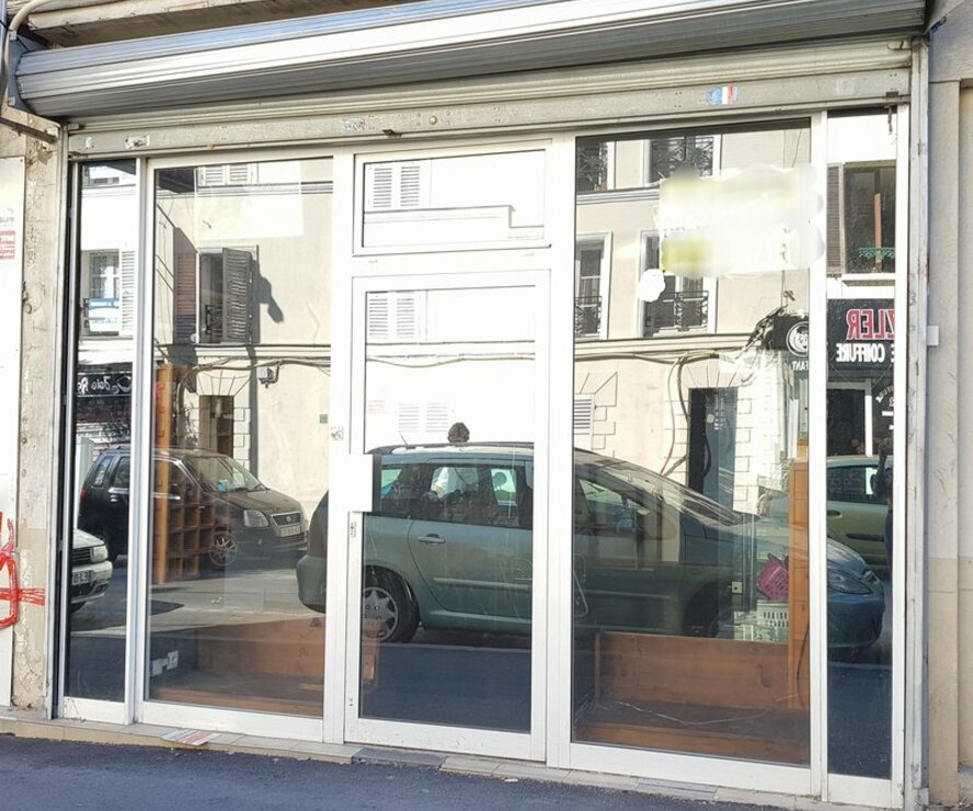 Vente Fonds de commerce 1 pièce 45m² Pierrefitte-sur-Seine (93380) - photo