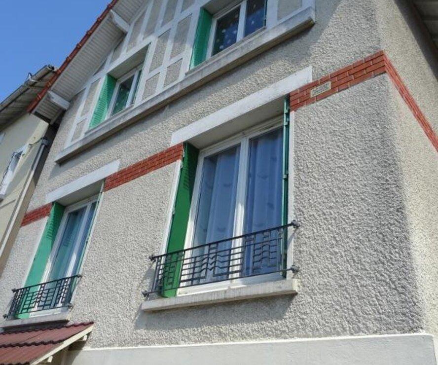 Vente Maison 4 pièces 90m² pierrefitte sur seine - photo