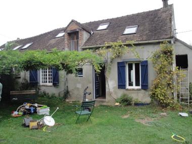 Location Maison 126m² Ormesson (77167) - photo