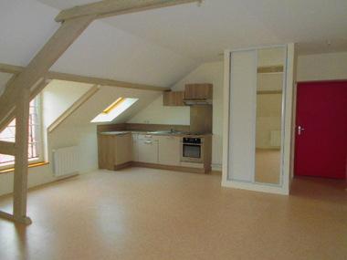 Vente Appartement 2 pièces 56m² Nemours (77140) - photo