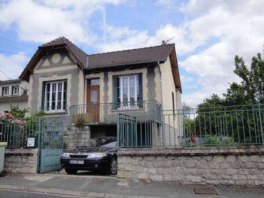 Location Maison 4 pièces 60m² Saint-Pierre-lès-Nemours (77140) - photo