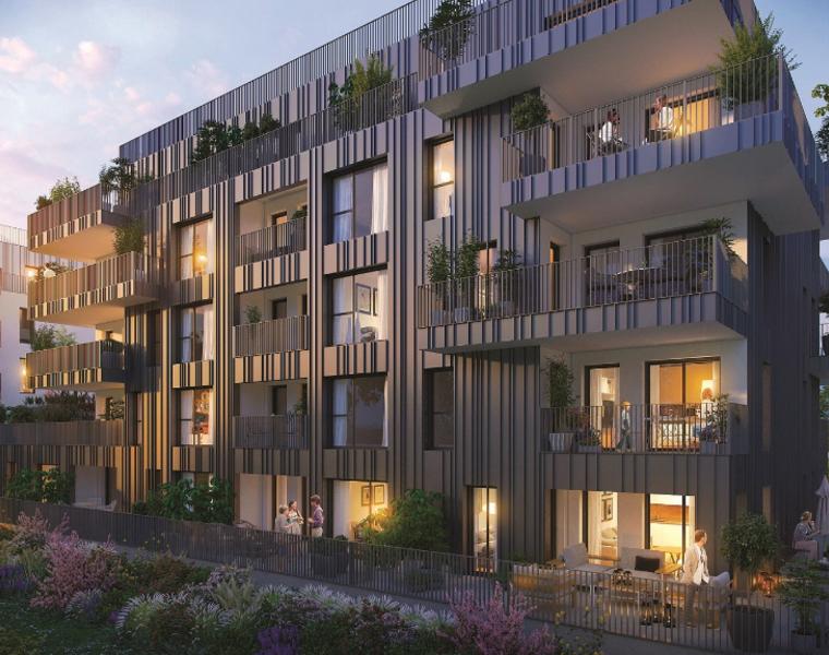 Vente Appartement 3 pièces 59m² Aix-les-Bains (73100) - photo