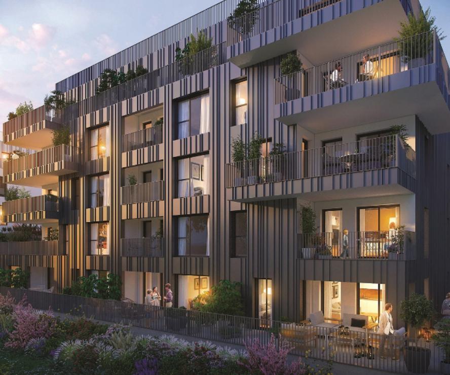 Vente Appartement 3 pièces 58m² AIX LES BAINS - photo