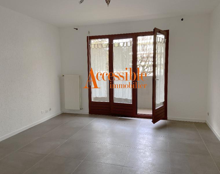 Vente Appartement 1 pièce 27m² LA MOTTE SERVOLEX - photo